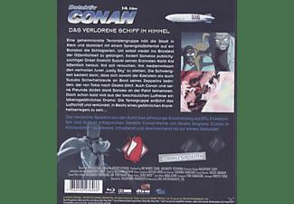 Detective Conan - 14. Film: Das verlorenen Schiff am Himmel Blu-ray