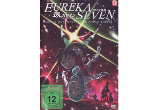 Eureka Seven - Der Film: Good Night, Sleep Tight, Young Lovers - (DVD)