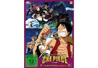 One Piece - 7. Film - Schloß Karakuris Metall-Soldaten - (DVD)