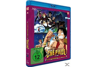 One Piece - 7. Film - Schloß Karakuris Metall-Soldaten - (Blu-ray)