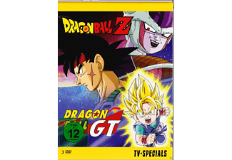 Dragonball Z + GT - Specials-Box - (DVD)