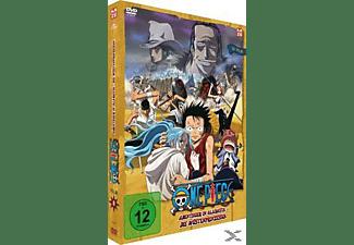 One Piece - 8. Film - Abenteuer in Alabasta - Die Wüstenprinzessin DVD