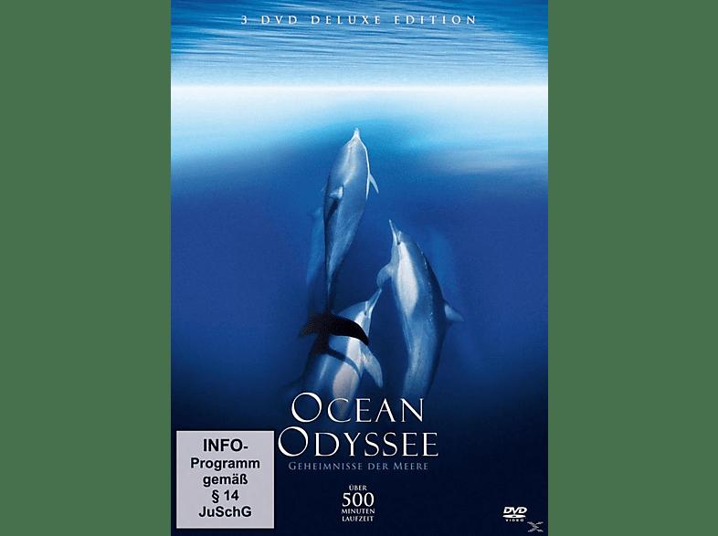 Ocean Odyssee-Geheimnisse Der Meere [DVD]