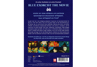 Blue Exorcist - The Movie - (DVD)