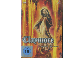 Claymore - Vol. 6 - (DVD)