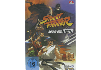 Street Fighter - Round One: Fight! - (DVD)