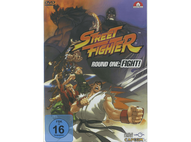 Street Fighter - Round One: Fight! [DVD]