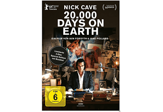 Nick Cave - 20.000 Days on Earth Blu-ray