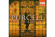 Kings College Choir Cambridge - Music For Queen Mary [CD]