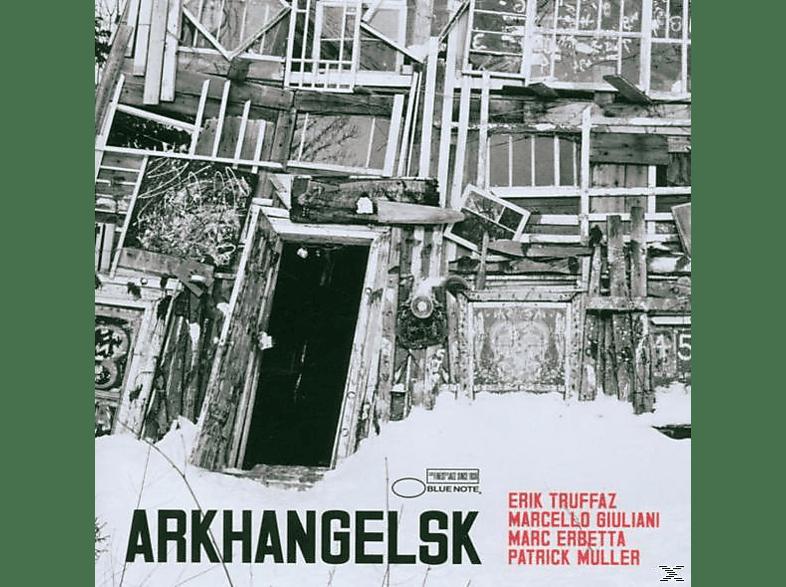 Erik Truffaz - Arkhangelsk [CD]