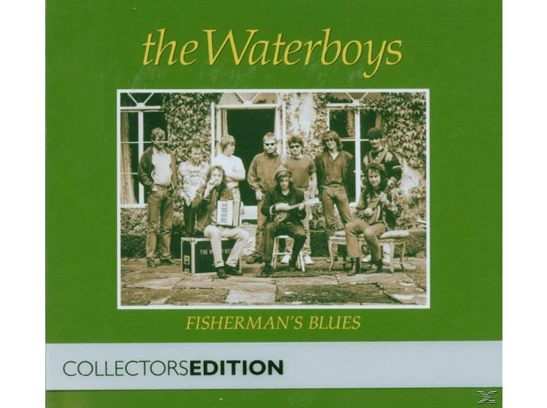 The Waterboys - FISHERMAN S BLUES (COLLECTORS EDITION) [CD]