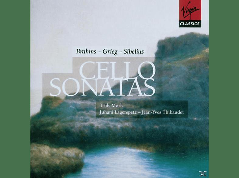 Mork Truls, J.Y. Thibaudet - Cellosonaten [CD]