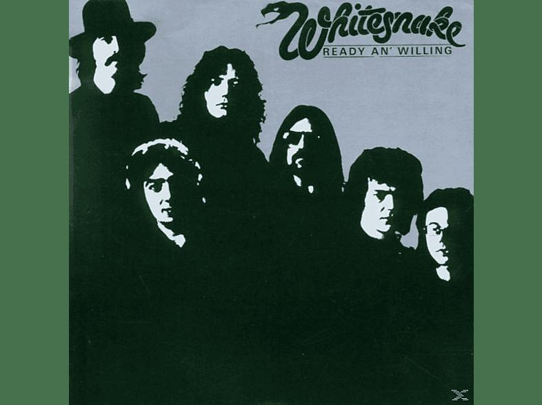 Whitesnake - Ready An' Willing-Remaster [CD]