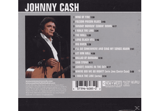 Johnny Cash - Live From Austin, Tx  - (CD)