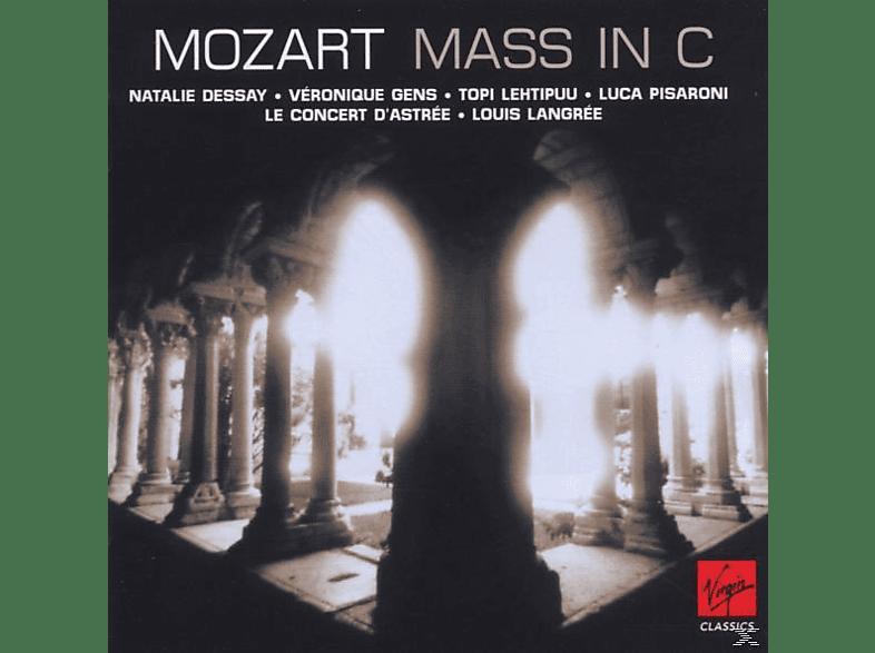 Dessay,N./Gens,V./Langree.L./+ - Messe C-Moll/Maurerische Trauermusik [CD]