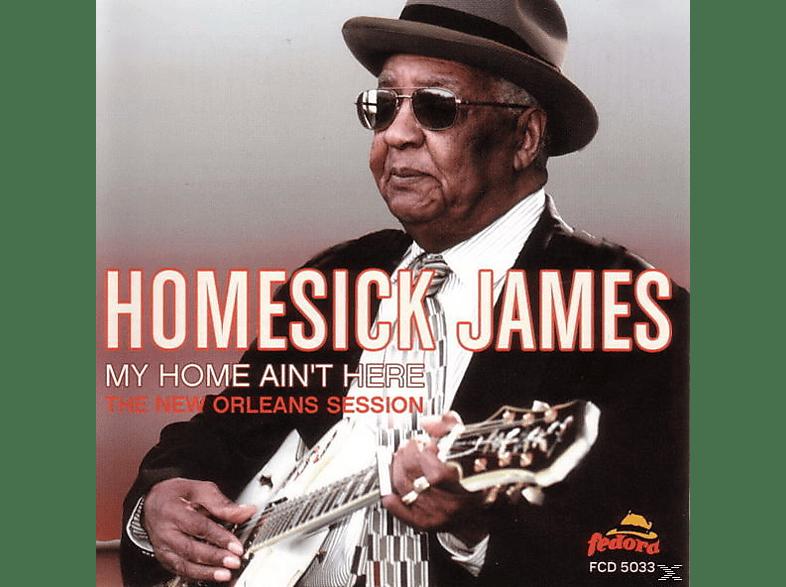 Homesick James - My Home Ain't Here [CD]