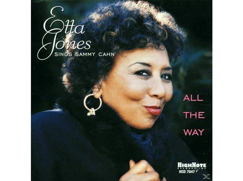 Etta Jones - All The Way [CD]