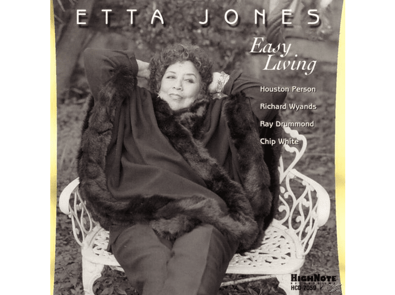 Etta Jones - Easy Living [CD]