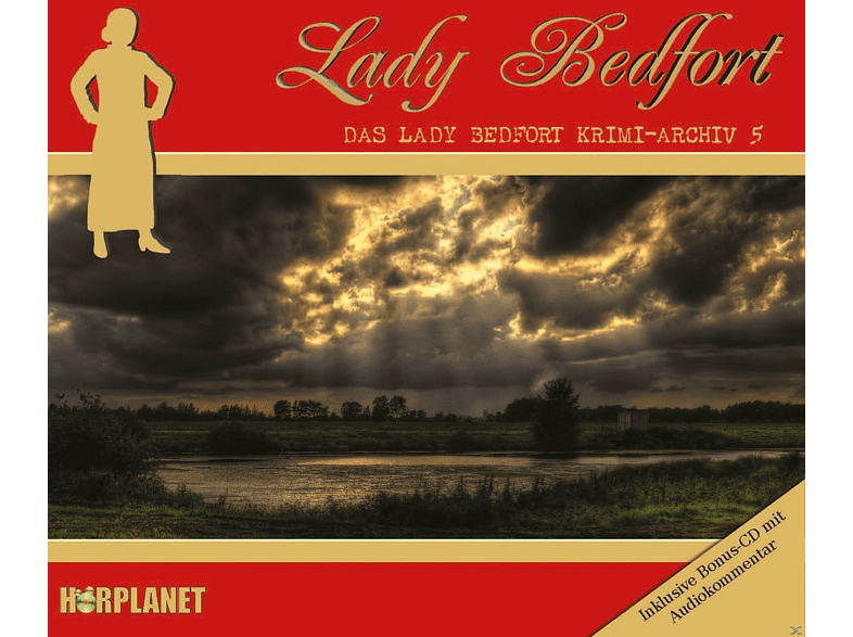 Lady Bedfort - Das Lady Bedfort Krimi-Archiv 5 - (CD)