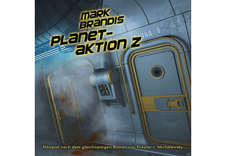 30: Planetaktion Z - 1 CD - Science Fiction/Fantasy
