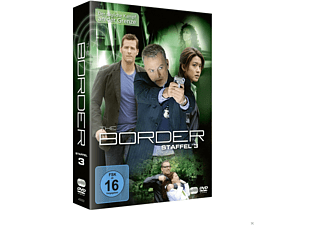 The Border - Staffel 3 - (DVD)