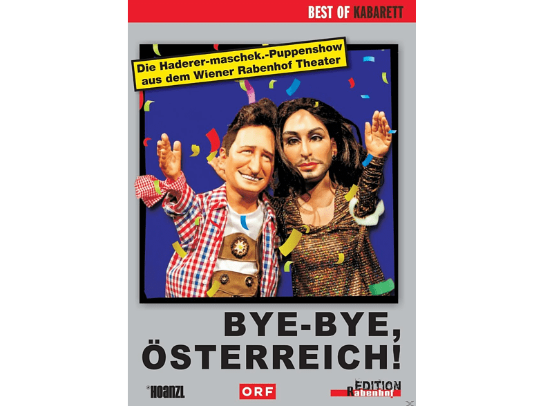 Bye-Bye, Österreich! [DVD]