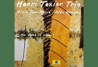 Henri Trio Texier - The Scene Is Clean  - (CD)
