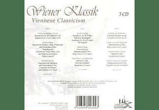 VARIOUS - Wiener Klassik  - (CD)