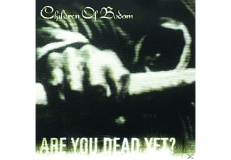 Children Of Bodom - Are You Dead Yet?  - (CD)