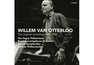 Otterloo,Willem Van-The Hague Philharmonic,Wie - The Original Recordings 1951-1966  - (CD)