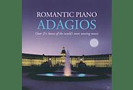 VARIOUS - Romantic Piano Adagios [CD]