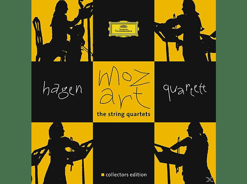 Hagen Quartett - Sämtliche Streichquartette 1-23 (Ga) [CD]