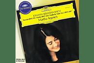 Martha Argerich - Toccata Bwv 911/Partita Bwv 826/+ [CD]