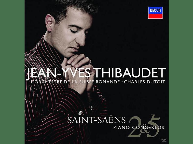 Charles Dutoit, Thibaudet,Jean-Yves/OSR/Dutoit,Charles - Klavierkonzerte 2 & 5 [CD]