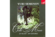 Yuri & Various Semenov - Cello Music Of The XIXth-XXth [CD]