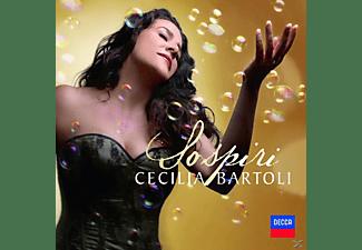 Cecilia Bartoli - Sospiri  - (CD)