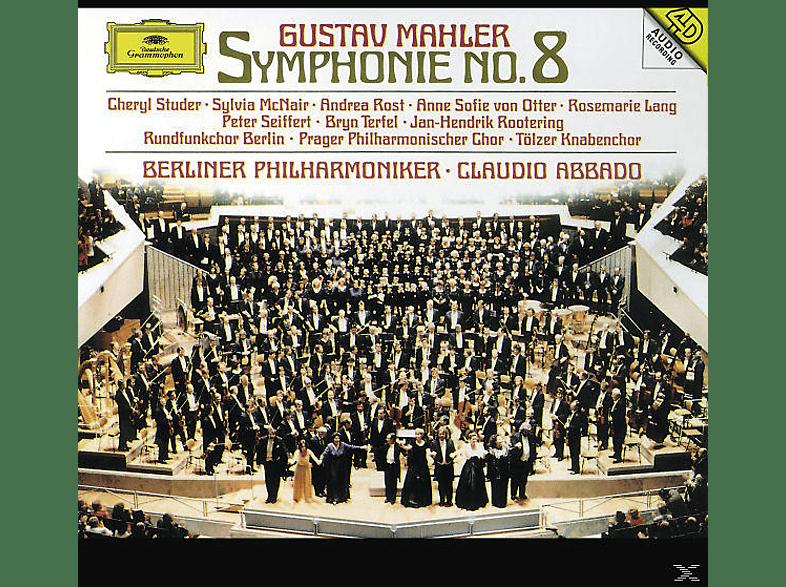 Cheryl Studer, Studer/Otter/Abbado/BP - Sinfonie 8 [CD]