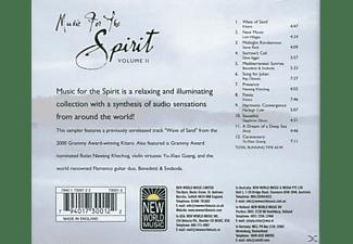 VARIOUS - Music For The Spirit 3  - (CD)