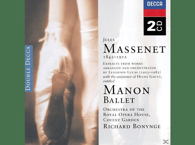 Cg, Bonynge, Richard/roho Bonynge - Manon-Ballet (Ga) [CD]