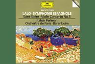 Itzhak Perlman, Perlman,Ithak/Barenboim,Daniel/op - Violinkonzert 3/+ [CD]