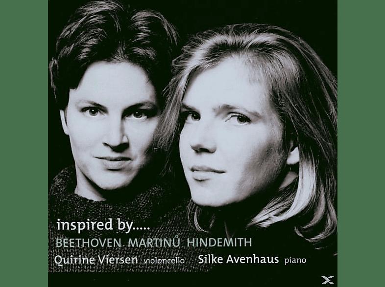 Quirine Viersen - Inspired By... [CD]