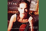 Hilary Hahn, Hahn/Zinman/Baltimore Symphony Orhestra - Beethoven:  Violin Concerto, Bernstein Serenade [CD]