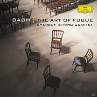 Emerson String Quartet - Die Kunst Der Fuge [CD]