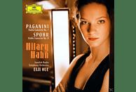 Hahn, Hahn,Hilary/Oue,Eiji/SRSO - VIOLINKONZERT NR.1 (+SPOHR:VIOLINKONZERT NR.8) [CD]
