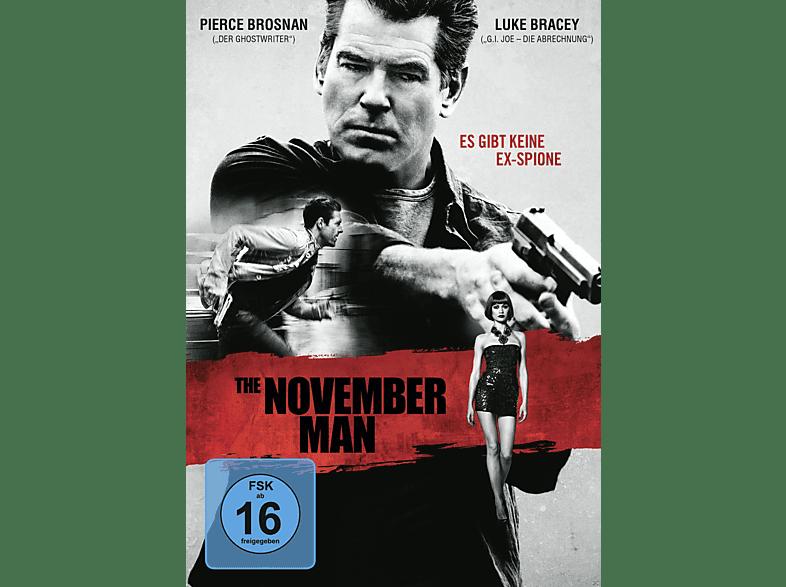 The November Man [DVD]