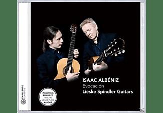 Lieske & Spindler, Lieske Spindler Guitars - Evocacion  - (CD)