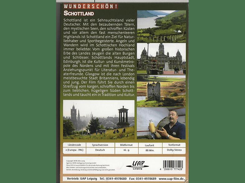 Wunderschön! - Schottland: Rau und verführerisch [DVD]