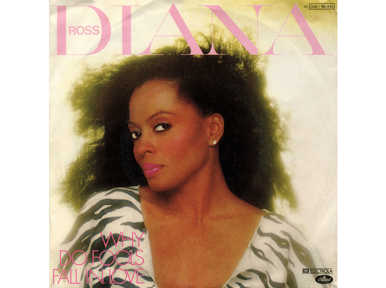 Diana Ross - Why Do Fools Fall In Love [CD]