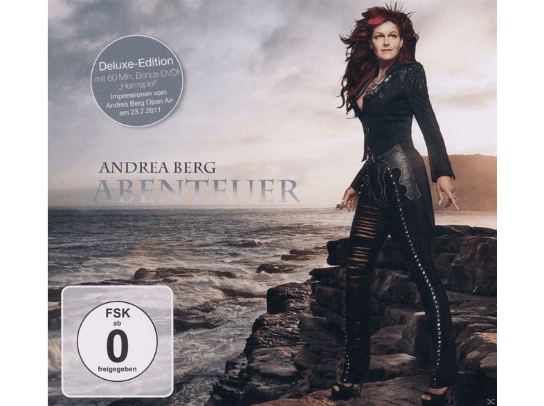 Andrea Berg - Andrea Berg - Abenteuer (Deluxe Edition) [CD + DVD Video]