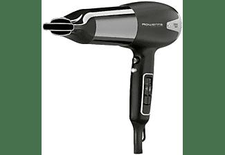 Secador - Rowenta CV 7720 2300W, 3 velocidades, Iónico, Incluye difusor y concentrador
